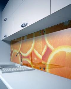 Фартуки для кухни с фотопечатью на стекле в Курске 50