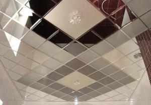 Зеркальная плитка в Курске на заказ l04