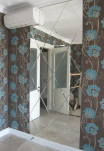 Зеркальная плитка в Курске на заказ l05