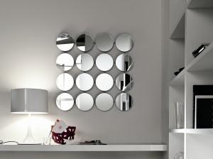 Зеркальная плитка в Курске на заказ l08